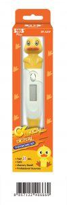 Barcode Druk thermometer box