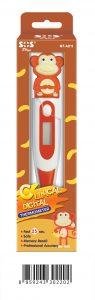 Barcode Monkey thermometer box