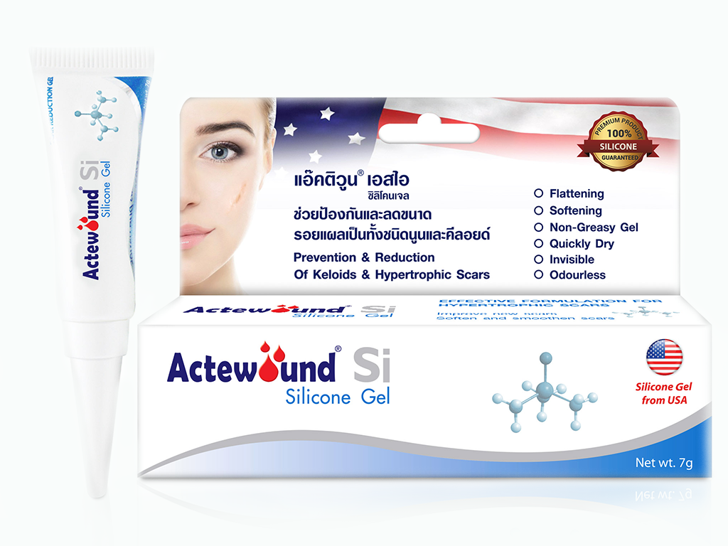 3D Actewound SI Box 7g NEW19 + Tube